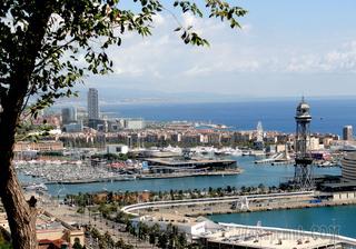 От Болгарии до Португалии. Барселона.