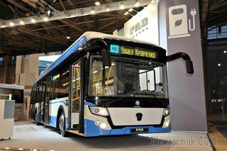 Электробус нового поколения