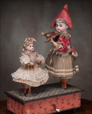 Кукольная история