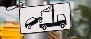 Эвакуация автомобиля на штраф стоянку
