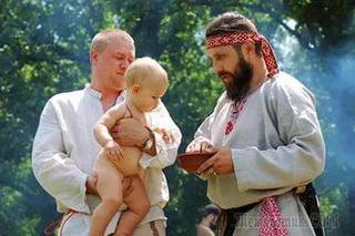 Воспитание детей в славянской традиции.
