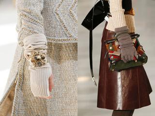 Модные Перчатки Осень-Зима 2016-2017
