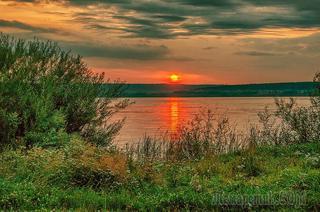 Любимые закаты и рассветы!