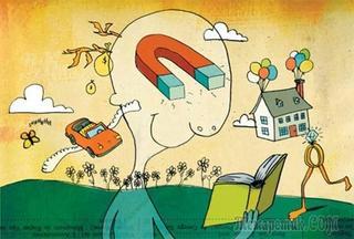 Закон притяжения и исполнения желаний: эффективный способ достижения мечты