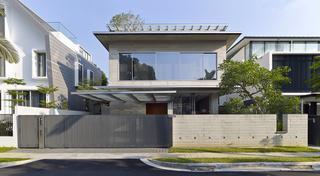 Дом для современного мегаполиса