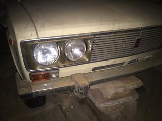 Заварили в гараже на 25 лет: новая экспортная Lada ВАЗ-2106