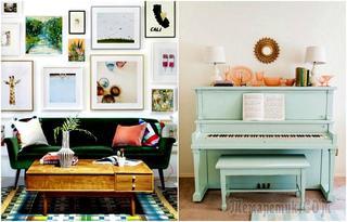 Интерьер с обложки: 16 дизайнерских уловок для создания уютного и стильного пространства