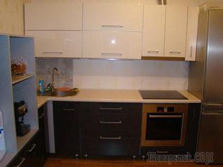 Изготовление самого сложного и самого необходимого - кухонного гарнитура