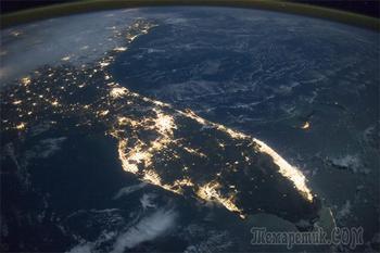 10 фактов об исследовании нашей планеты с помощью космоса