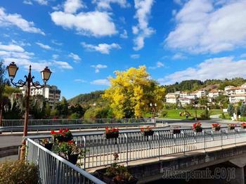 Золотая осень в золотом городе Златоград