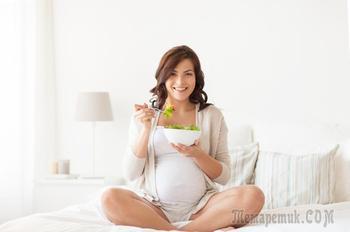 9 продуктов и напитков, опасных для беременных