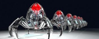 Роботы из ДНК: биотехнологии в наномасштабе