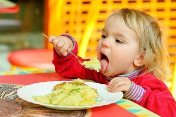 Особенности детского питания в Италии