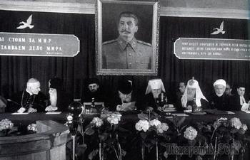 Как Сталин делал из Москвы православный Ватикан, объединяющий все течения церкви