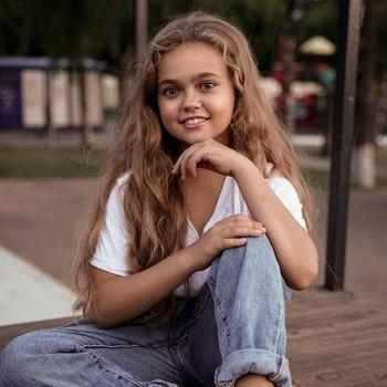 10-летняя калужанка названа самой красивой девочкой России