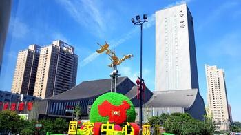 Китай 2018. 36. Сиань – самая древняя столица Китая