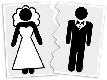 Правила процедуры расторжения брака