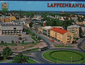 Лапа - самый русский финский город