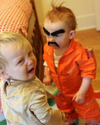18 фото, доказывающих, что с детьми «Ой, как нескучно!»