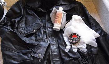 Как правильно стирать кожаную куртку?