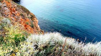 Болгарское побережье Черного моря 5. Калиакра - место, окутанное легендами