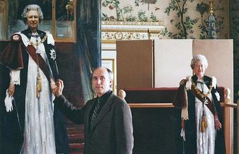 Как мастер из Питера стал придворным художником английской королевы и написал её лучший портрет
