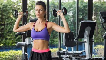 19 упражнений, с которыми руки всегда будут изящными и подтянутыми