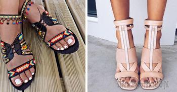Идеальная обувь: самые стильные женские модели лета 2019