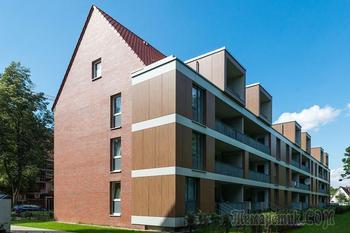 Как выглядит жильё для самых бедных в Германии?