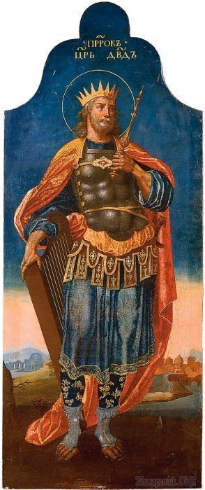 Царь Давид, Псалмопевец