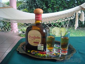 Текила, мескаль, пульке – традиционные алкогольные напитки Мексики