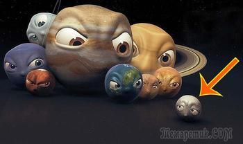 7 малоизвестных фактов о Плутоне, о которых не рассказывали на уроках астрономии