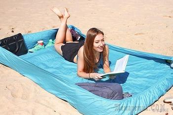 12 пляжных хитростей, которые спасут ваше лето