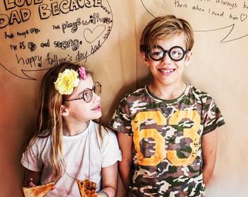 Выбираем правильно очки для ребенка