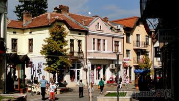 В северной части Болгарии. 3 Севлиево