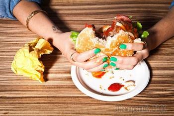 Главные причины постоянного чувства голода
