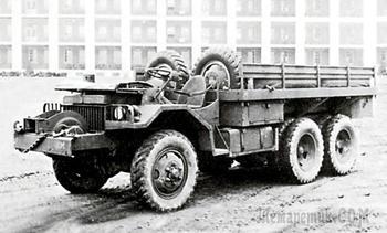 Легендарный Studebaker: неизвестная военная техника знаменитого производителя