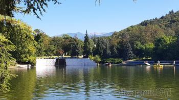 СПА курорты Болгарии 6. Сандански – самый жаркий наш город