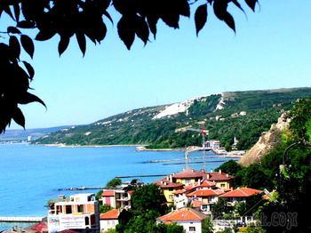 Болгарское побережье Черного моря 7. Балчик - жемчужина Северного Причерноморья