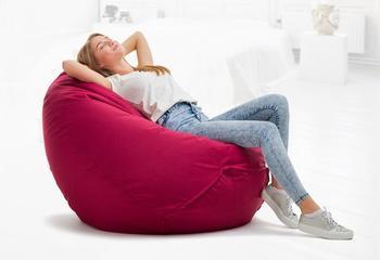 Бескаркасная мебель: новые веяния в сторону комфорта