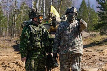 Kresy (Польша): США хотят выполнять свои обязательства в отношении стран Балтии руками польской армии