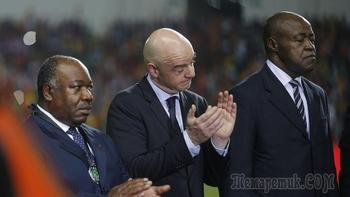 Мировой футбол ведут к краху