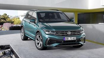 Volkswagen Tiguan 2021: немецкий бестселлер обновился