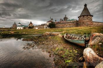 Северная зарисовка… Фотограф Эдуард Гордеев