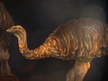 Исчезнувшие гигантские животные Мадагаскара