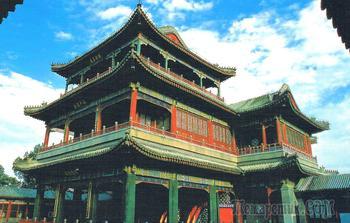 Сказка, названа Китай. Пекин