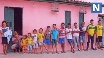 13 сыночков и ни одной дочки!