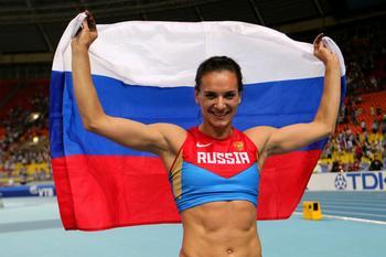 WADA потребовало от Исинбаевой покинуть пост главы наблюдательного совета РУСАДА до 31 мая