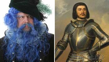 Как маршал Франции и сподвижник Жанны Д`Арк превратился в Синюю Бороду