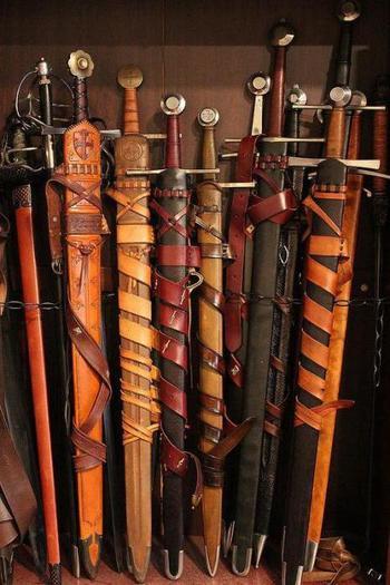 Необычное холодное оружие, редкие виды древнего холодного оружия